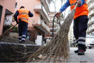 Martedì pulizia straordinaria delle strade a Sala Abbagnano